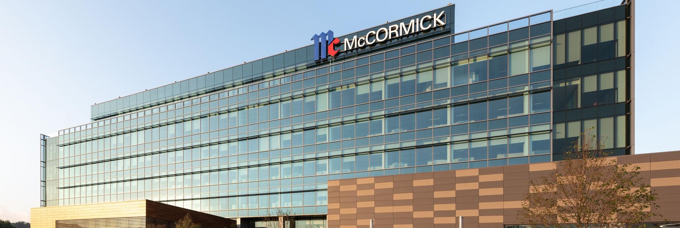 Cladding Corp Terra5 McCormick Spices Headquarters