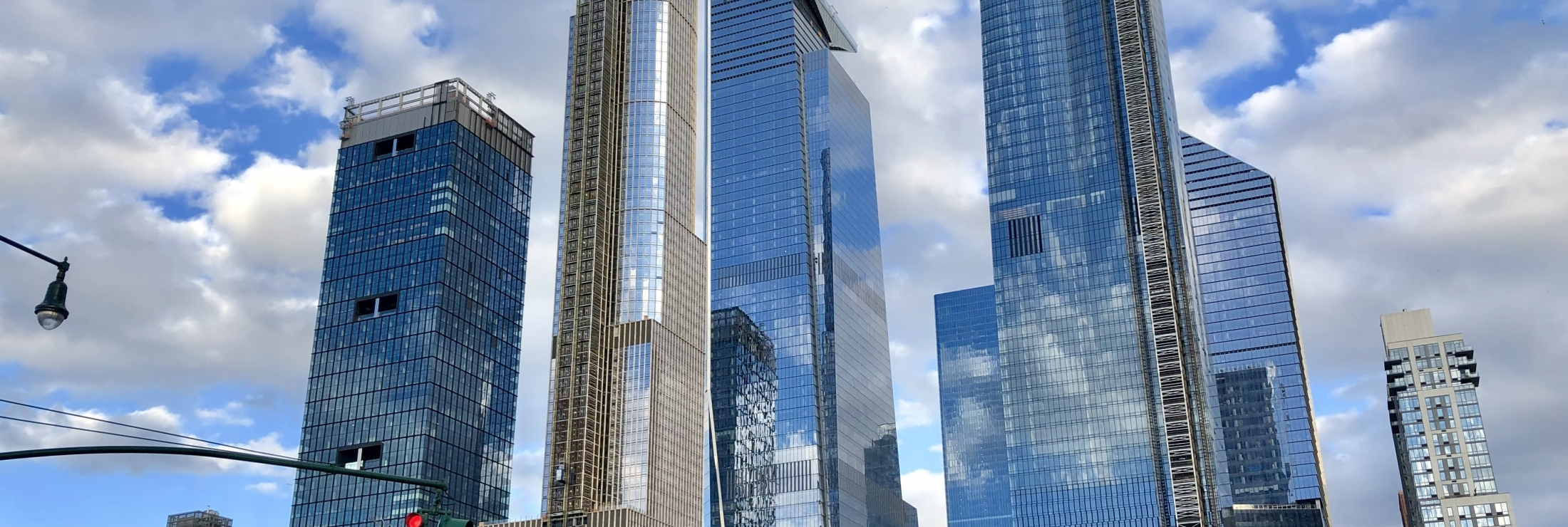 Cladding Corp - 55 Hudson Yards - Swisspearl