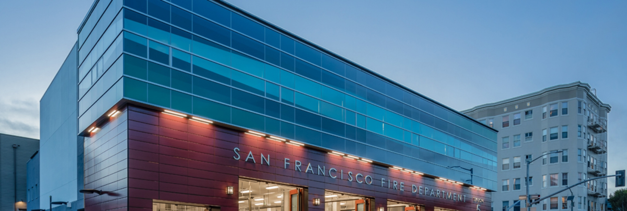 Cladding Corp - SF Fire Station #5 - Terra5