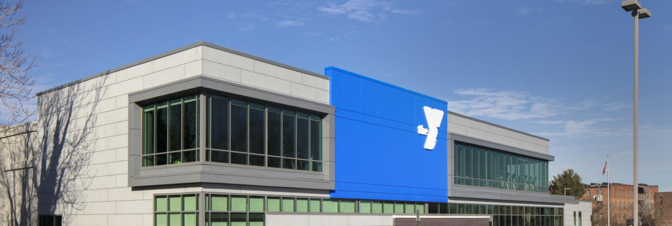 Cladding Corp - Petersburg YMCA - Swisspearl
