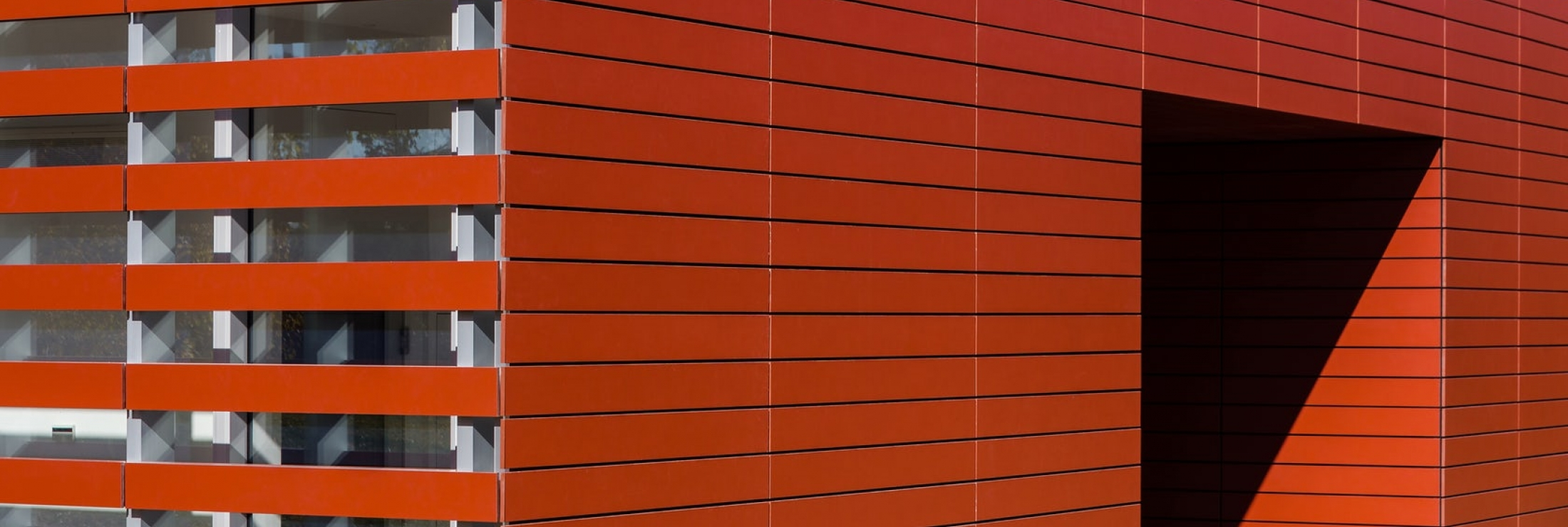 Swisspearl Fiber Cement Linearis Cladding Red Barn