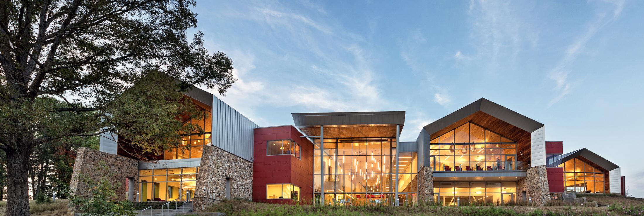 Cladding Corp Swisspearl Varina Area Library - Richmond, VA