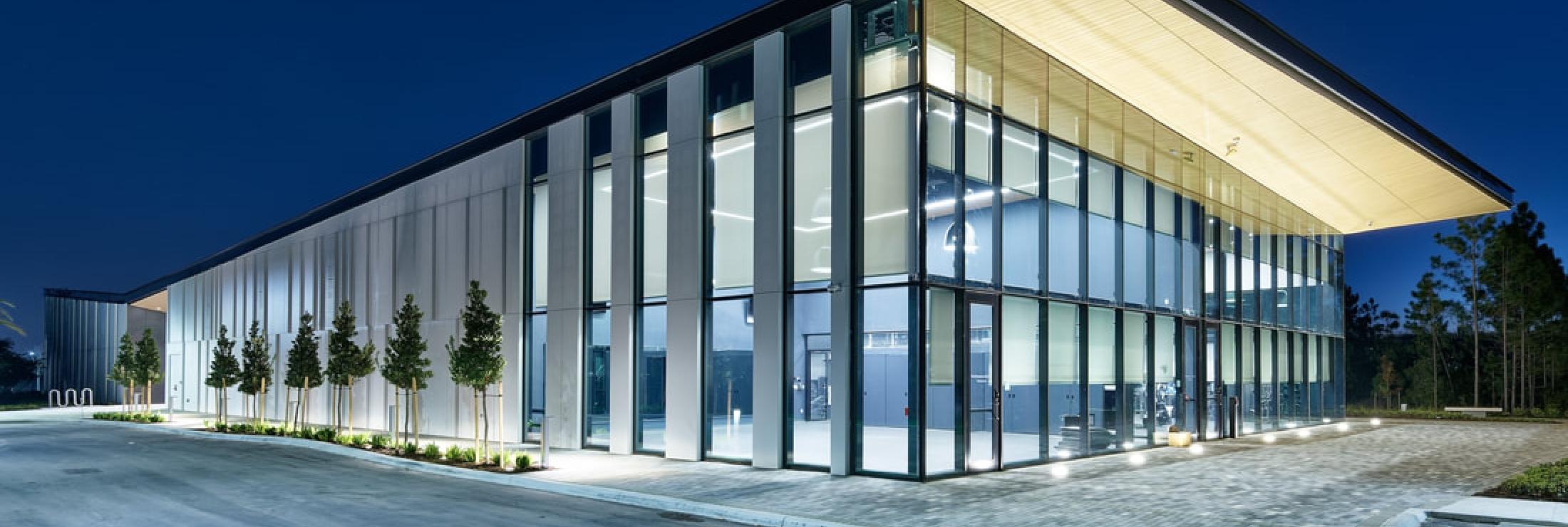 Human Performance Institute - Cladding Corp Swisspearl Fiber Cement Rainscreens
