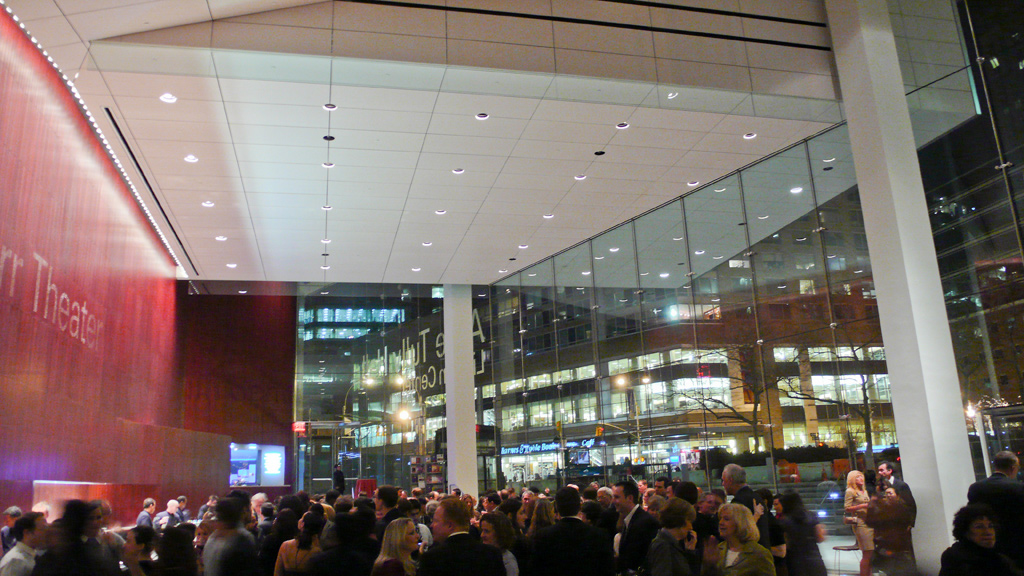 Alice Tully Hall @ Lincoln Center