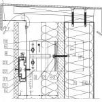 F1.40 Vertical Section Parapet