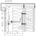F2.10 Vertical Section Parapet