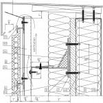F2.22 Vertical Section Parapet